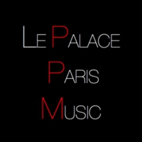 Logo of radio station LE PALACE - PARIS - MUSIC
