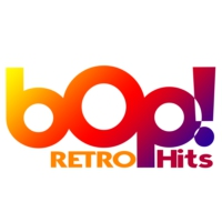 Logo of radio station bOp! Retro Hits