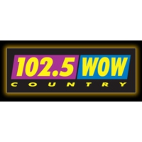 Logo de la radio WOWF Wow Country