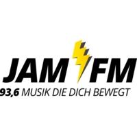 Logo of radio station Jam FM