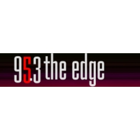 Logo of radio station KYFC The Edge 95.3