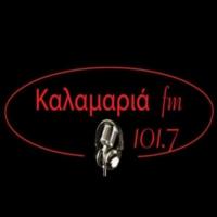Logo of radio station Καλαμαριά FM 101.7