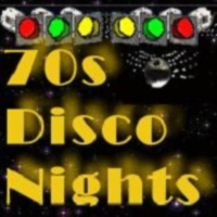 Logo de la radio 70s Disco Nights