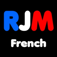 Logo of radio station RJM French