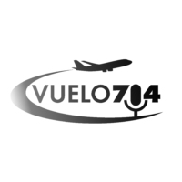 Logo of radio station Vuelo714