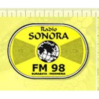 Logo de la radio Radio Sonora Surabaya