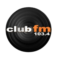Logo of radio station Club FM 103.4