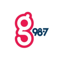 Logo of radio station WKEZ G98.7