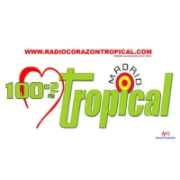 Logo of radio station Radio Corazón Tropical