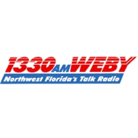 Logo of radio station WEBY 1330 AM