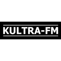 Logo of radio station Kultra FM