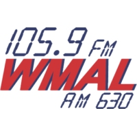 Logo of radio station WMAL 630 AM