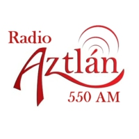 Logo of radio station Radio Aztlan 550 AM