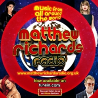 Logo of radio station Matthew Richards Radio