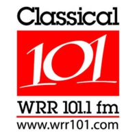 Logo of radio station WRR 101