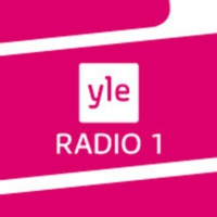 Logo of radio station Yle Radio 1