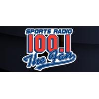 Logo of radio station WWFN The Fan 100.1
