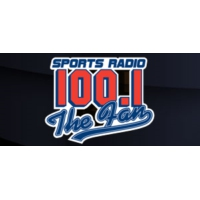 Logo de la radio WWFN The Fan 100.1