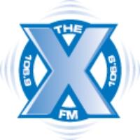 Logo de la radio 106.9 The X