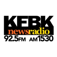 Logo of radio station KFBK
