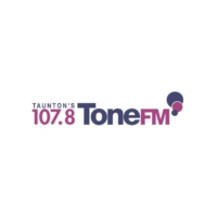 Logo of radio station Tone FM
