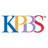 Logo of radio station KPBS Classical San Diego
