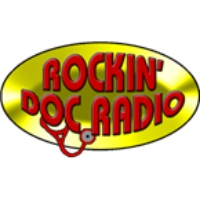 Logo of radio station Rockin Doc Radio