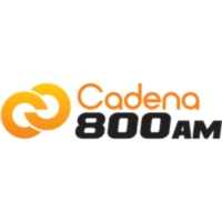 Logo of radio station XESPN Cadena 800 AM
