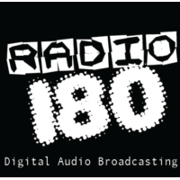 Logo of radio station Radio 180