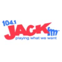 Logo de la radio WABD Jack 104.1