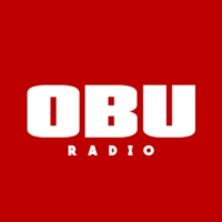 Logo of radio station OBU RADIO