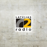 Logo of radio station Latvijas Radio 2