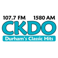 Logo de la radio CKDO 107.7 FM