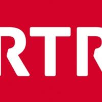 Logo de la radio RTR - Radiotelevisiun Svizra Rumantscha