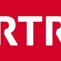 Logo of radio station RTR - Radiotelevisiun Svizra Rumantscha