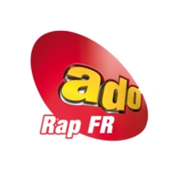 Logo of radio station Ado Rap FR