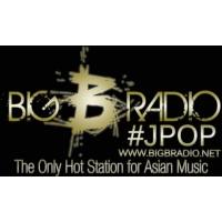 Logo of radio station Big B Radio -  Jpop Channel