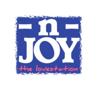 Logo of radio station njoy