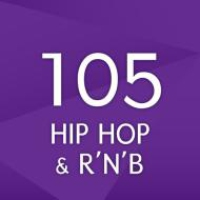 Logo of radio station Radio 105 Network - 105 Hip Hop & R'N'B