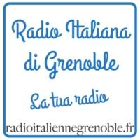 Logo of radio station Radio Italienne de Grenoble