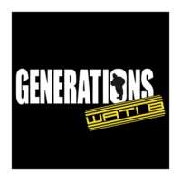 Logo of radio station Generations Wati B