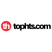 Logo of radio station TopHts