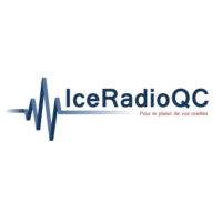 Logo of radio station IceRadioQC