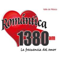Logo of radio station XECO-AM Romántica 1380