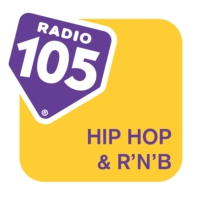 Logo de la radio Radio 105 Hip Hop & R'n'B