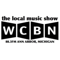 Logo de la radio WCBN Ann Arbor 88.3