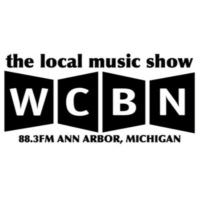 Logo de la radio WCBN Ann Arbor 88.3