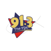 Logo de la radio WFIX The Fix 91.3