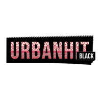 Logo de la radio URBAN HIT BLACK