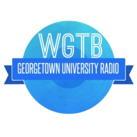 Logo of radio station WGTB Georgetown Radio